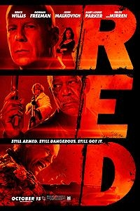 Poster for Red (2010)
