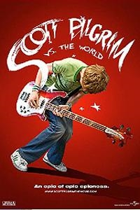 Poster of Scott Pilgrim vs. the World