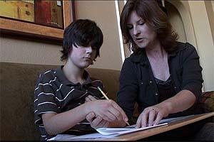 A Mother's Courage: Talking Back to Autism (Solskinsdrengurinn) cast photo