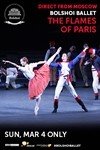 Bolshoi Ballet: The Flames of Paris (Les Flammes d Poster