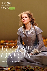 Poster of Met Summer Encore: Eugene Onegin