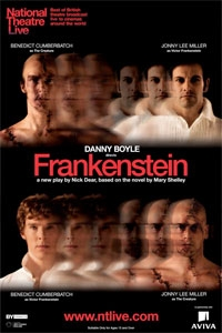 National Theatre Live: Frankenstein (Reverse Casting)
