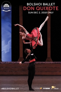 Bolshoi Ballet: Don Quixote Poster