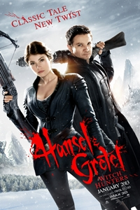Hansel & Gretel: Witch Hunters 3D