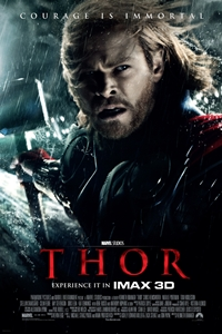 Poster of Marvel Studios 10th: Thor: An IMAX 3D...