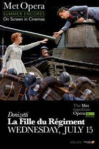 Met Summer Encore: La Fille du Regiment