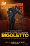 The Royal Opera House: Rigoletto Poster