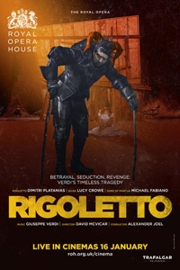 The Royal Opera House: Rigoletto Poster