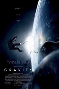 Poster for Gravity 3D