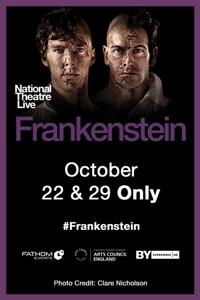 National Theatre Live: Frankenstein Encore (Cumberbatch as Creature)