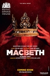 The Royal Opera House: Macbeth Poster
