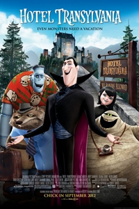 Poster of Hotel Transylvania