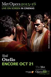 The Metropolitan Opera: Otello (Encore)