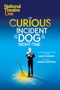 Poster of National Theatre Live: The Curious Inciden...