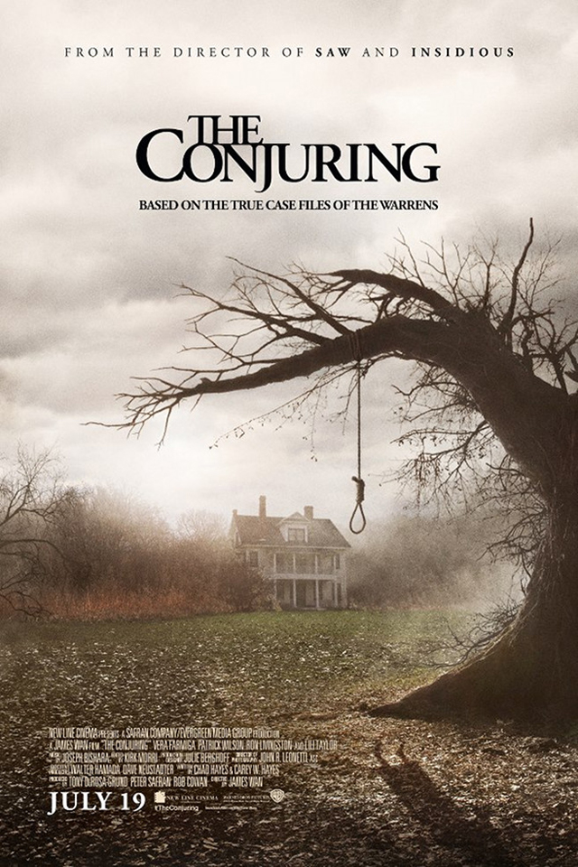 Image result for The Conjuring, 2013