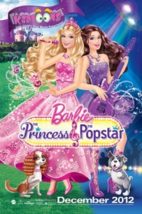 Kidtoons: Barbie: The Princess & The Popstar