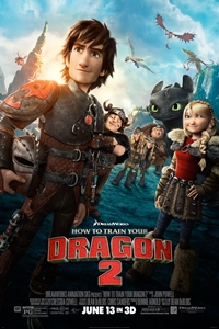 How to Train Your Dragon 2_Poster