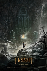 Poster for Hobbit: The Desolation of Smaug, The