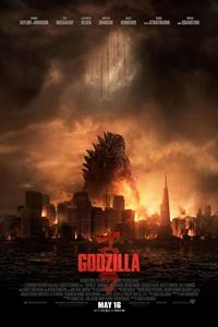 Godzilla 3D_Poster