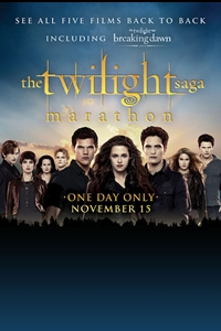 The Twilight Saga Marathon
