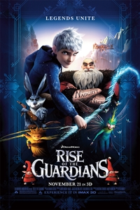 Rise of the Guardians IMAX 3D