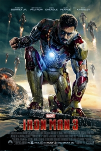 DBOX Iron Man 3 3D