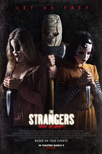 Poster of The Strangers: Prey at Night