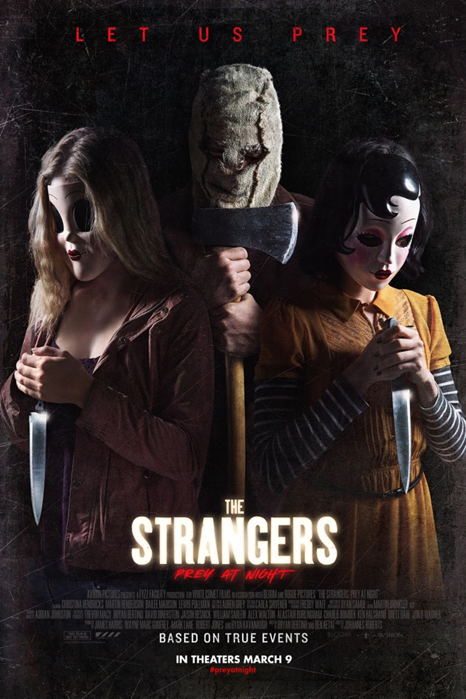 Poster ofStrangers: Prey at Night, The