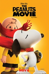 Poster for Peanuts Movie, The