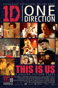 One Direction: This Is Us in 3D