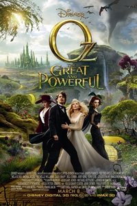 Oz The Great and Powerful: An IMAX 3D Experience