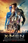 X-Men: Days of Future Past in 3D Poster