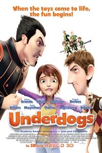 Underdogs (Metegol) 3D