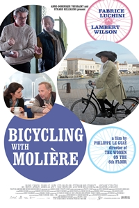 Bicycling With Moliere (Alceste a bicyclette) Poster