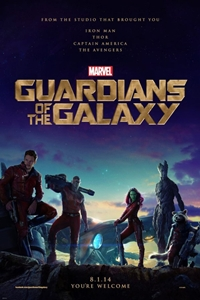 3D Guardians of the Galaxy