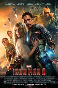 Poster of Marvel Studios 10th: Iron Man 3: An I...