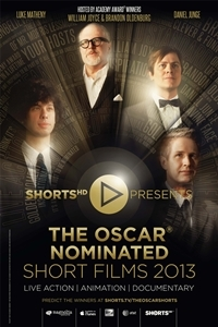 2013 Oscar Documentary Shorts: Program B