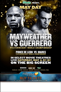 May Day: Mayweather vs. Guerrero