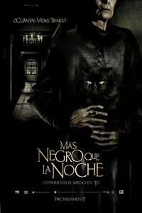 Mas negro que la noche (Darker Than Night)