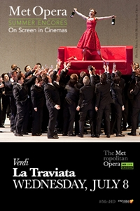 Met Summer Encore: La Traviata