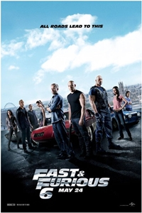 Fast & Furious 6: The IMAX Experience