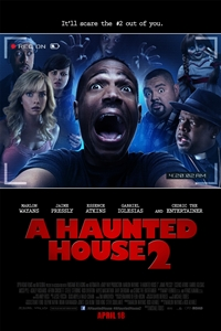 A Haunted House 2_Poster