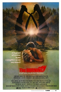 Poster for The Burning (1981)
