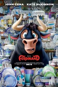 Ferdinand 3D Poster
