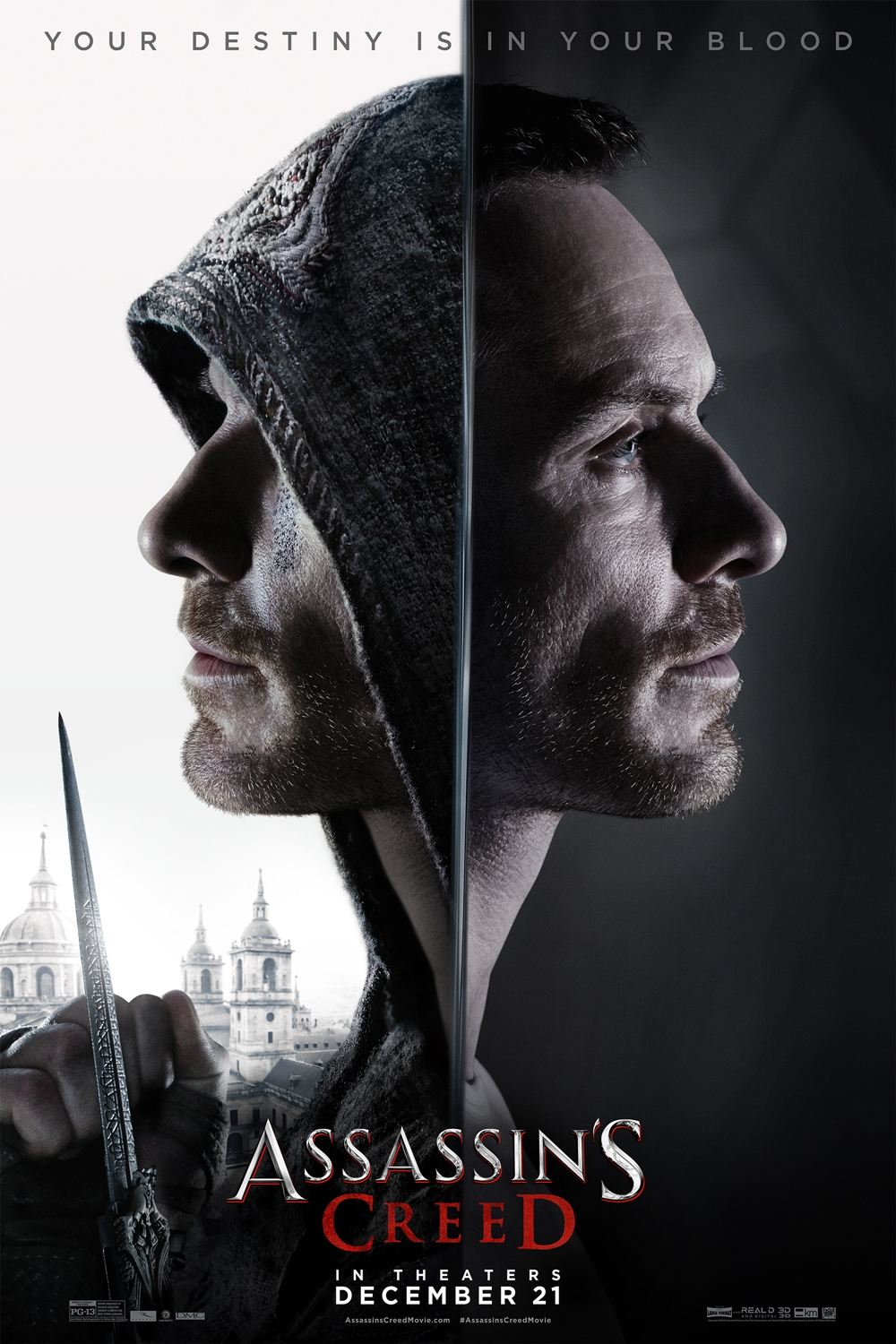 Poster for Assassin's Creed