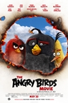The Angry Birds Movie 3D Poster