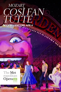 Poster for The Metropolitan Opera: Cosi Fan Tutte ENCORE