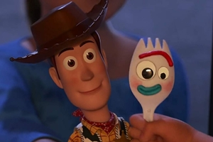 Still of Toy Story 4