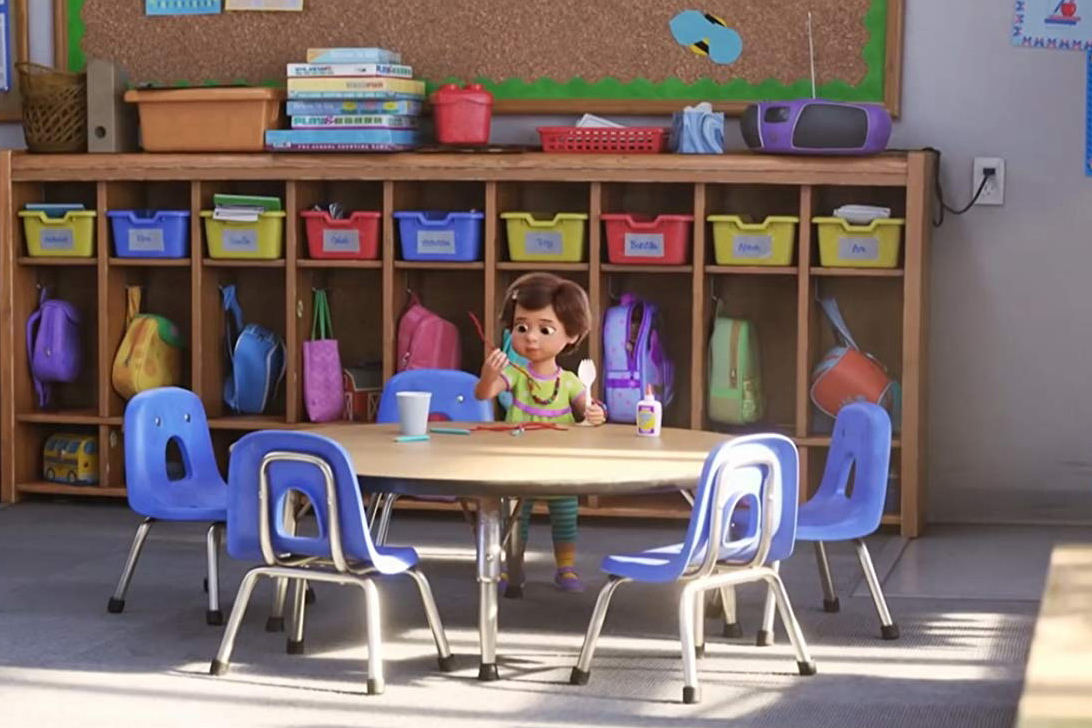 Still 4 for Toy Story 4