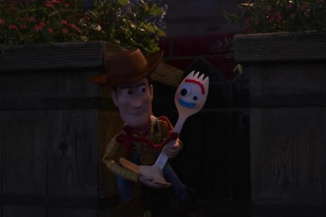 Still 9 for Toy Story 4